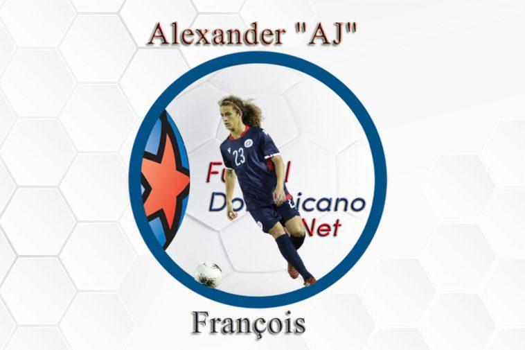 """Alexander """"AJ"""" François"""