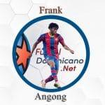 Fran Angong del Barcelona Juvenil