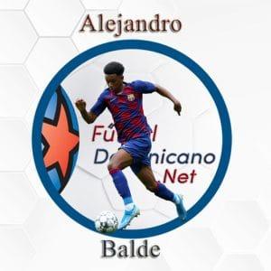 Alejandro Balde