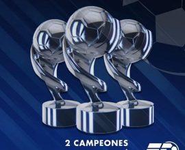 LDF 2019 dos campeones y un súper campeón