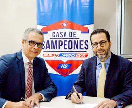 Manuel Luna y Frank Camilo
