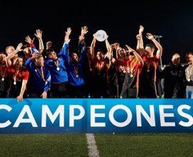 Mirandés campeón Copa Copa RFEF