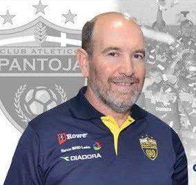 Orlando Capellino, último Director Técnico de l Selección Dominicana de Fútbol
