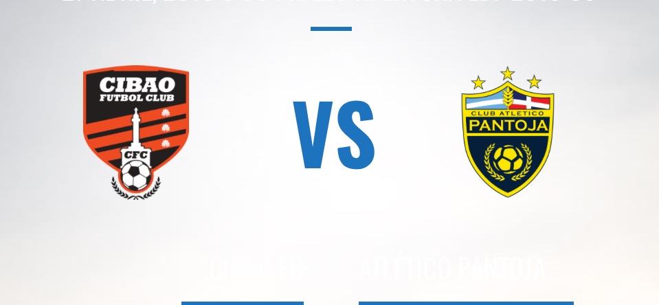 Cibao FC vs. Atlético Pantoja