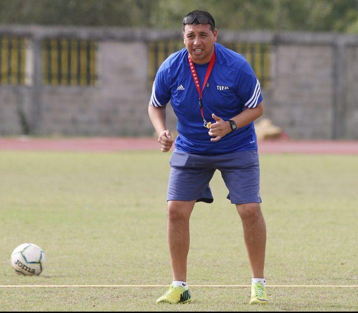 Hiram Apaiz, Director Técnico de Moca FC