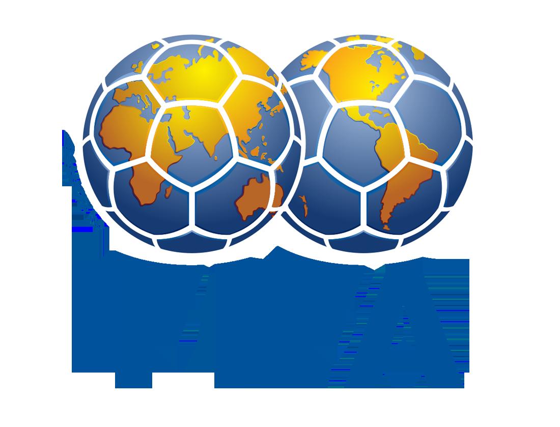 Logo de la Federación Internacional de Fútbol, FIFA