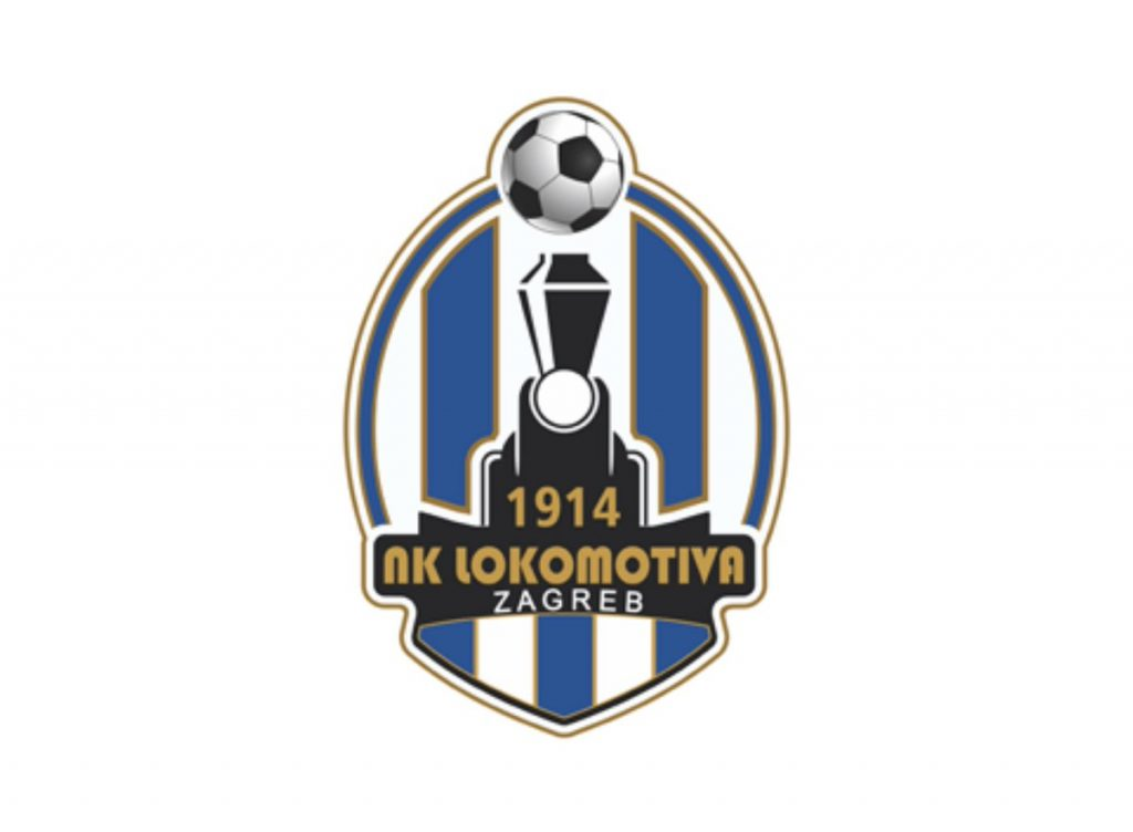 Logo del NK Lokomotiv Zagreb de Croacia