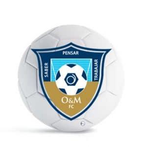 O&M FC logo