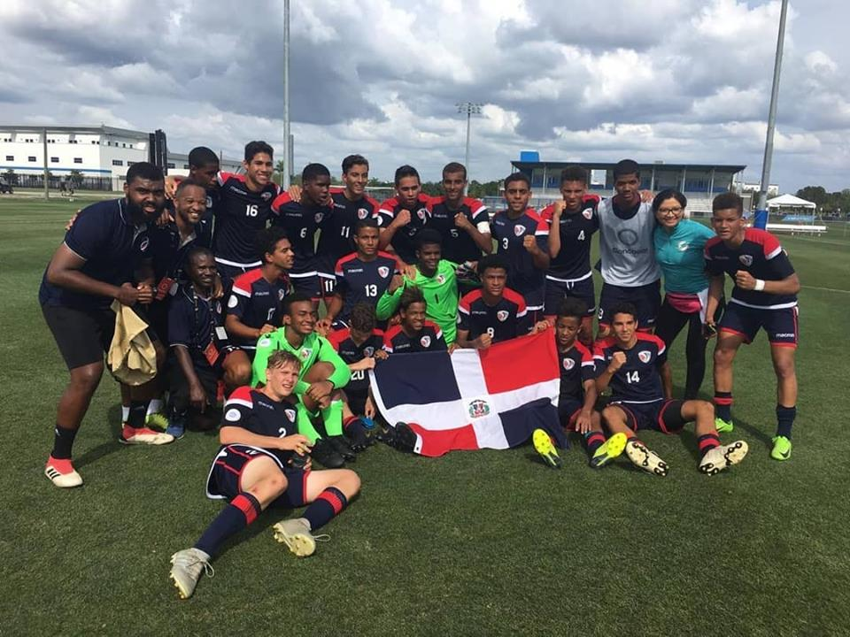 Selección Dominicana sub-17