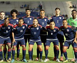Selección sub-20 dominicana.