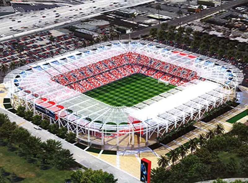 Image for Estadio del partido inagural