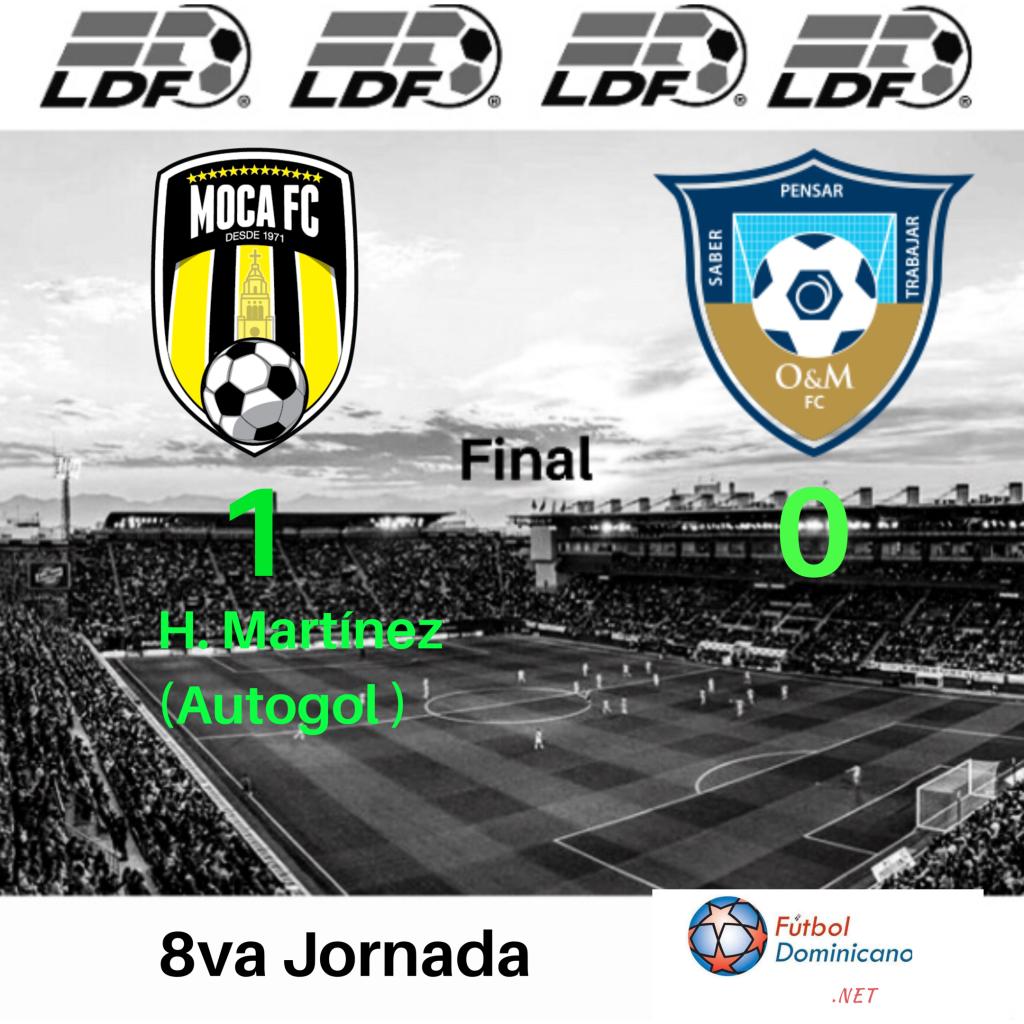 Moca FC 1-0 O&M FC