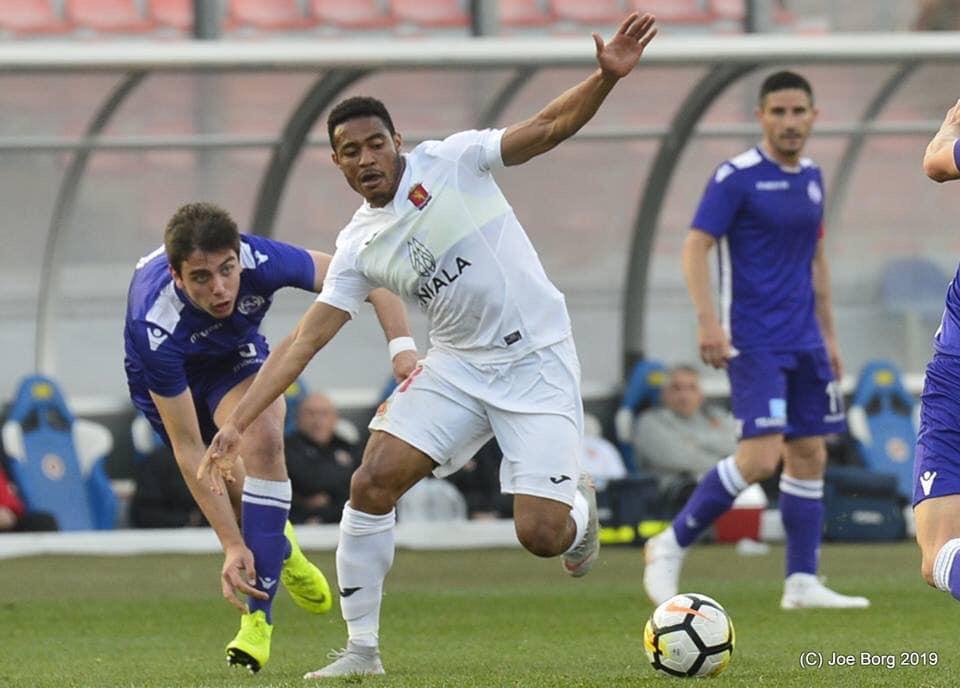 Image for Anotó el primer gol de Cibao FC