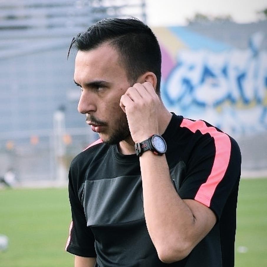 Entrenador Stefan Ristić