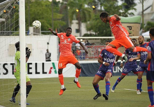 Gol de Ismael Díaz Pinta de Cibao FC