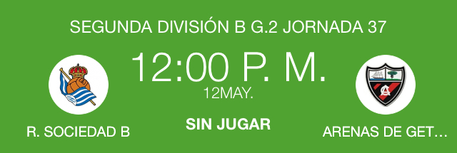 Real Sociedad vs. Arenas de Getxo