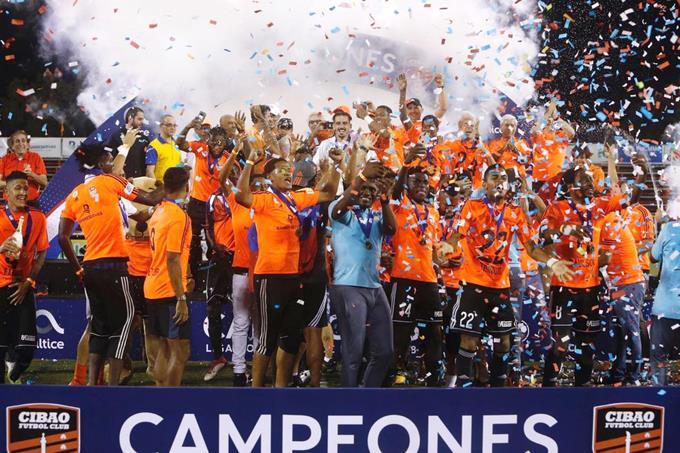 Cibao FC campeón LDF 2018