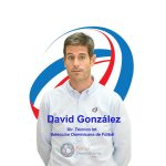 David González Director técnico Interino de la Selección Dominicana de Fútbol