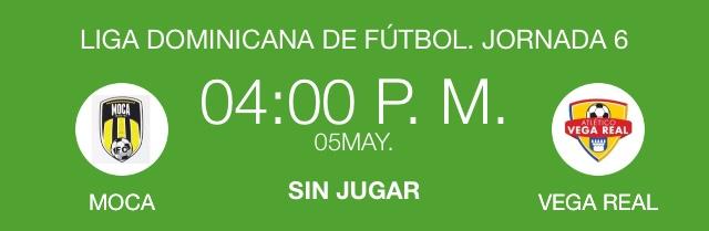 Moca FC vs. Atlético Vega Real
