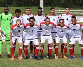 Onceno inicial de la Selección sub-23 Dominicana frente a Cuba