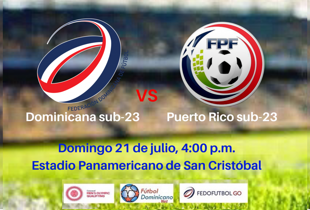 Dominicana sub-23 vs Puerto Rico sub-23