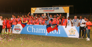 Cibao Fúbol Club se proclama campeón de la CFU 2017