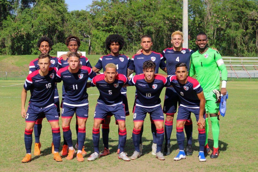 Onceno titular de la Selección sub-23 Dominicana