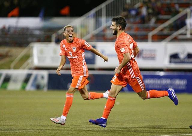 Edarlyn Reyes y Max Rauhofer celbran la victoria de Cibao en la 4ta jornada LDF Clausura 2019