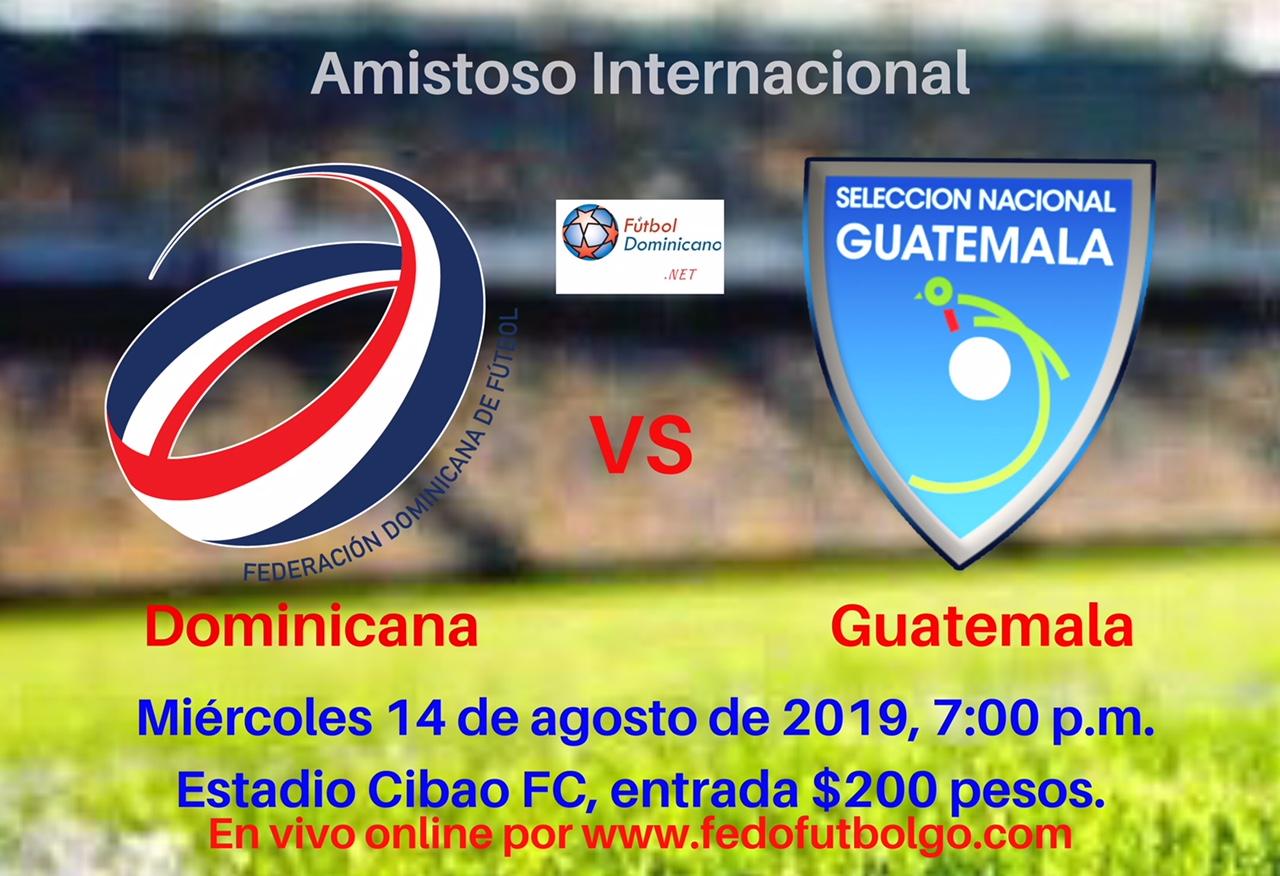Dominicana Guatemala