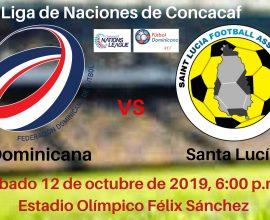 Dominicana vs Santa Lucía Fútbol