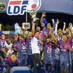 Atlético Pantoja, súper campeón de la LDF 2019