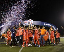 Cibao FC Campeón del clausura 2019