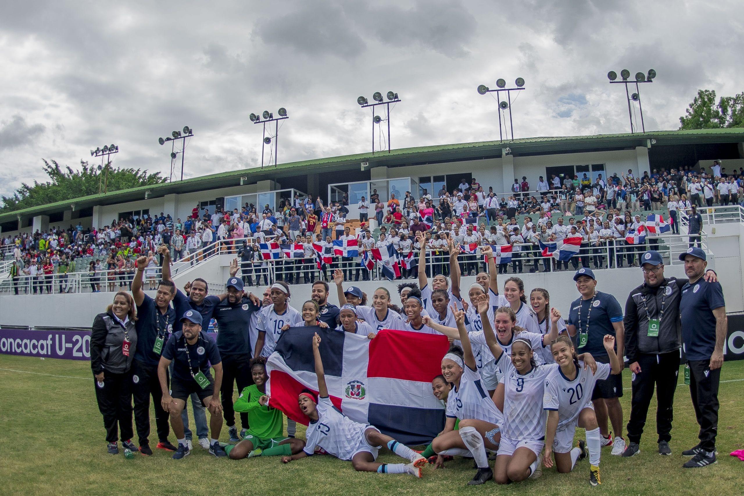 Fútbol femenil de la República Dominicana
