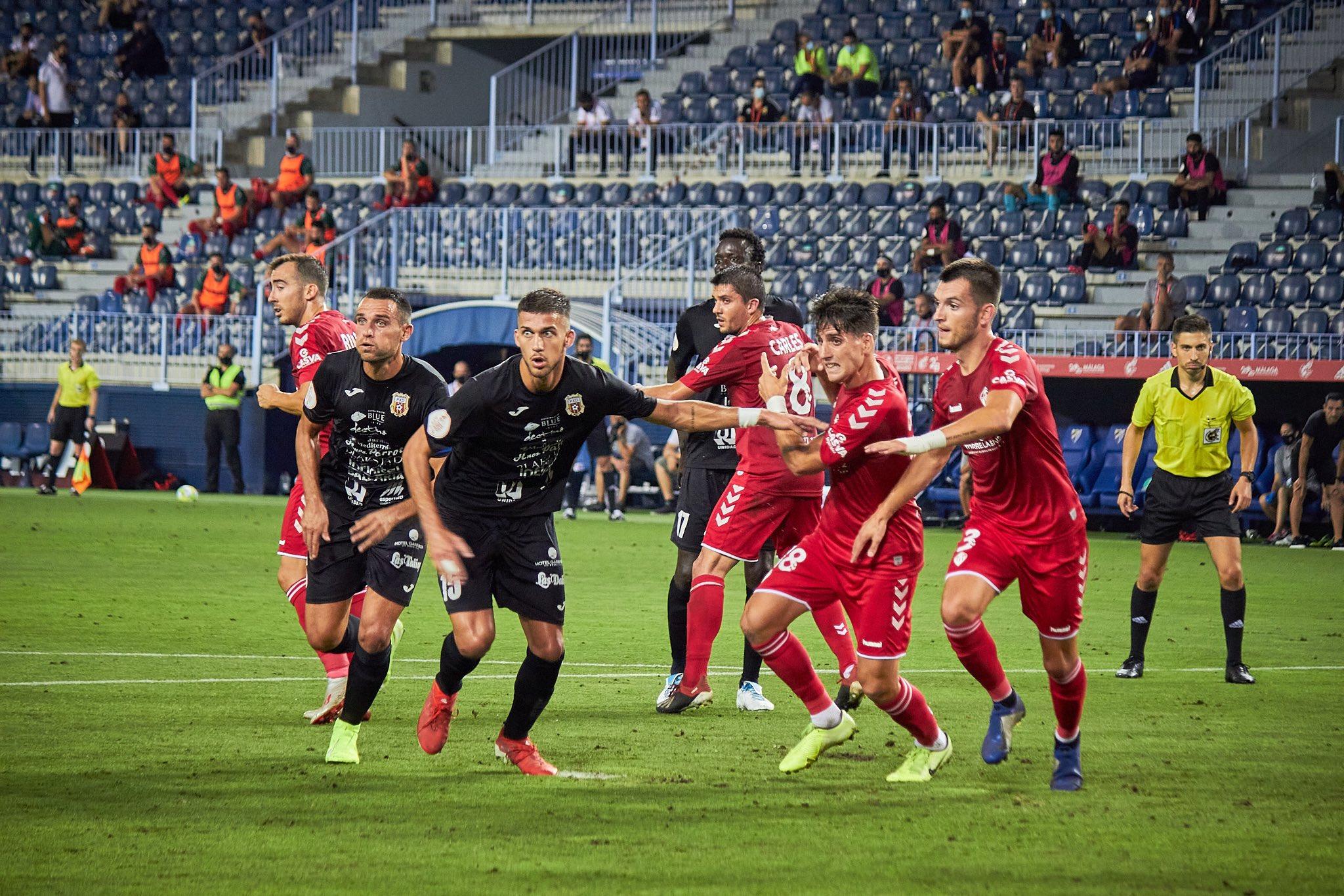 La Peña Deportiva de Fran Núñez perdió 0-1 ante el CD Castellón