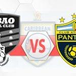 Cibao FC y Pantoja Caribean Championship semifinal