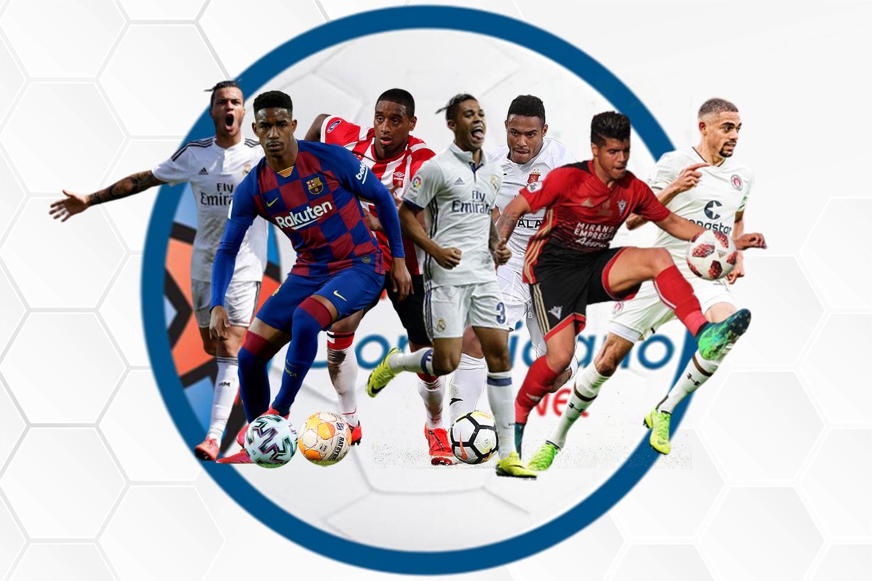 Futbolistas de origen-dominicano en el extranjero