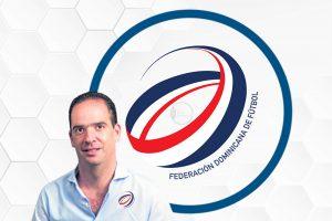 Jacques Passy entrenador de Dominicana