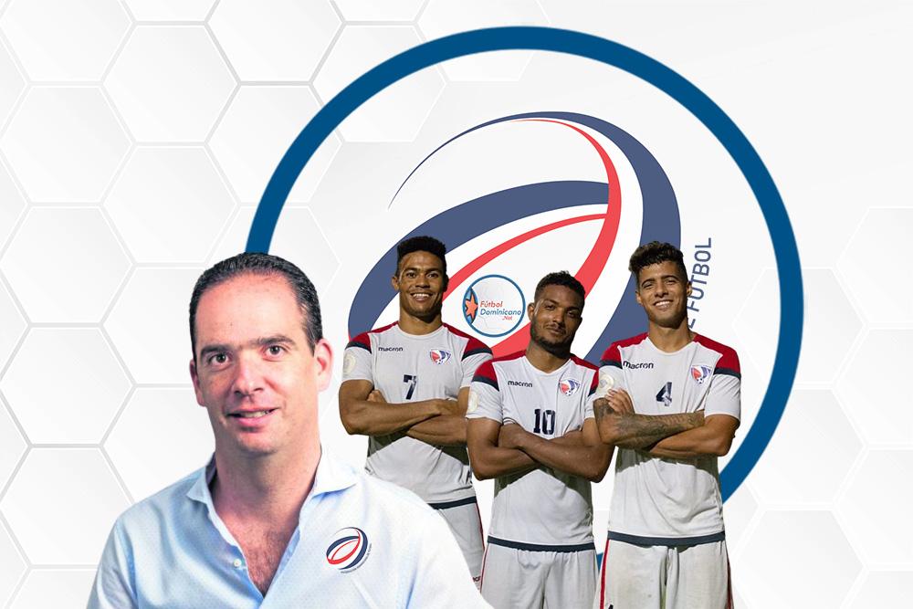 Jacques Passy, nuevo entrenador selección dominicana de fútbol