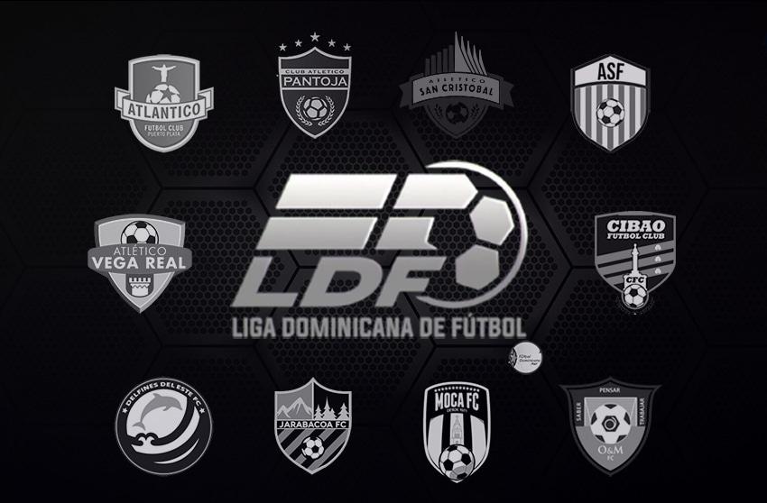 Equipos de la Liga Dominicana de Fútbol