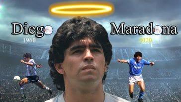 La Fedofútbol, LDF y los clubes lamentan muerte de Maradona