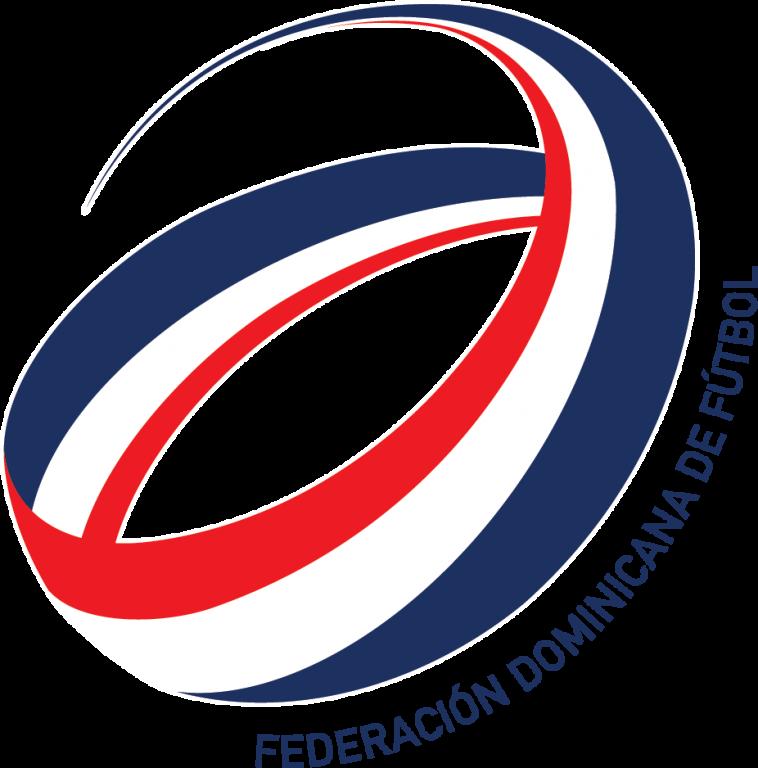 Federación Dominicana de Futbol (logo)