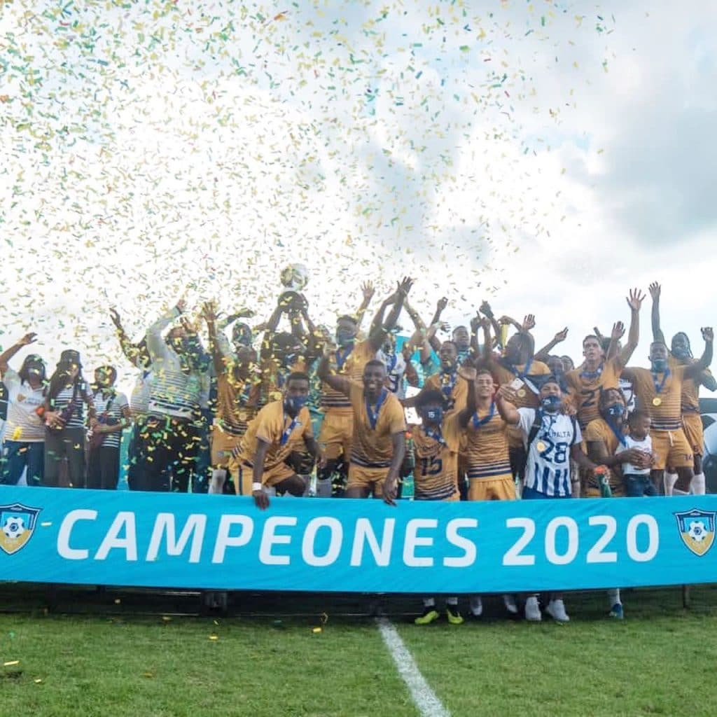 O&M FC se coronó campeón de la LDF 2020