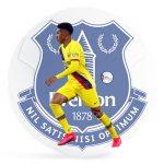 Junior Firpo al Everton