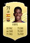 Junior Firpo FIFA 21