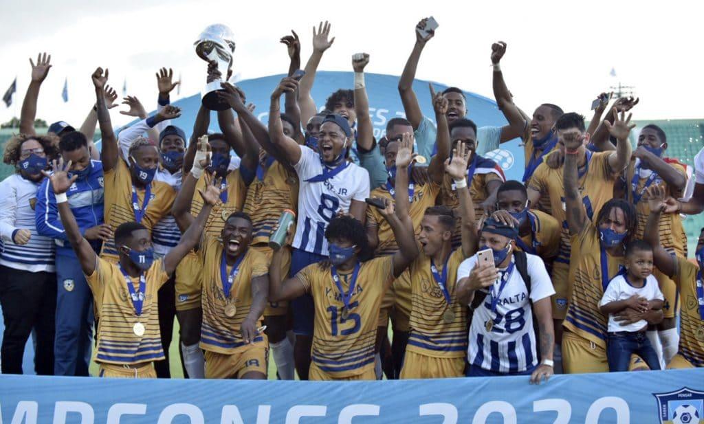 O&M FC Capeones de la LDF 2020