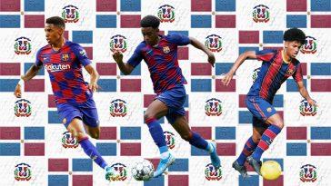 El Barcelona tiene ADN dominicano