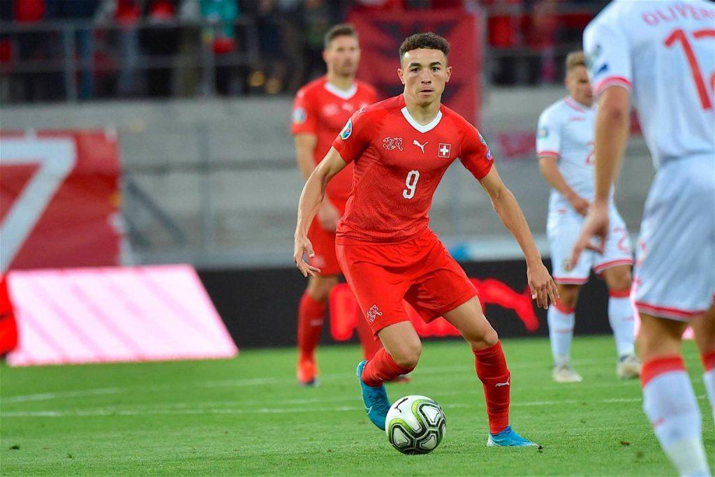 Selección Suiza